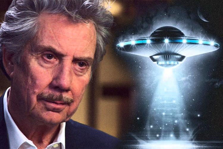 Aerospace Billionaire & NASA Partner Tells CBS About the ET Presence on Earth  Bigelow-UFO