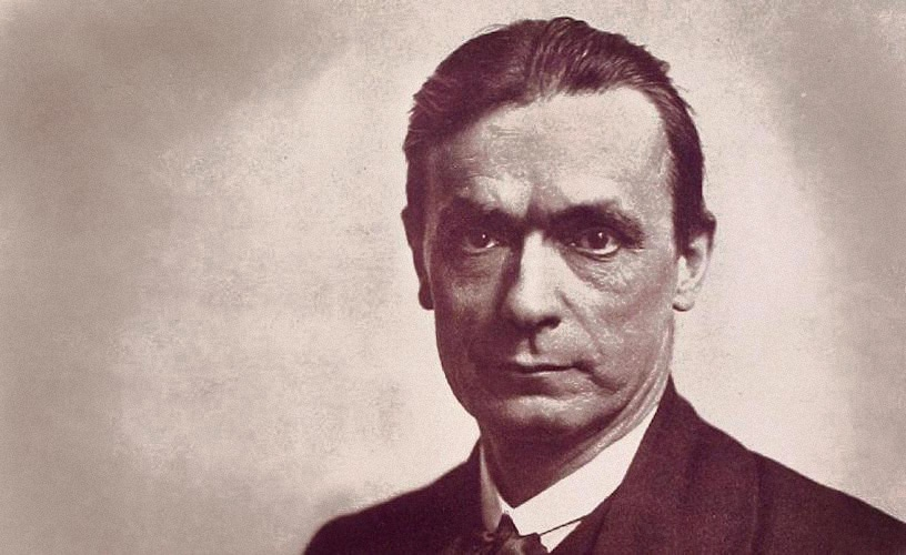 Rudolf Steiner Describes the Hostile Spiritual Beings Who Feed Off Your Fear and Anxiety Rudolf-Steiner1