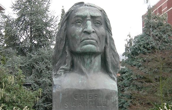cheaf seattle essay If chief seattle actually said these words, someone else at the 1854 speech must have smith was an amateur poet and his chief seattle speech sounds suspiciously like his.