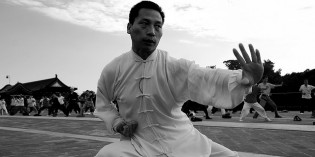 Tai Chi in Life: Learning to Retreat in an Advancing World