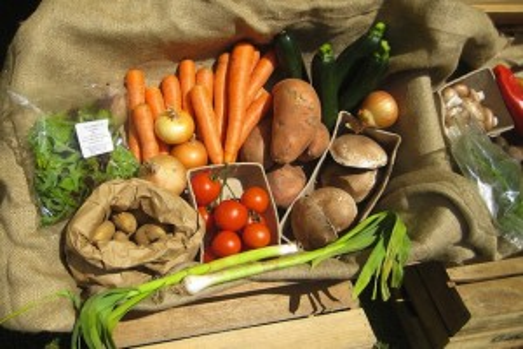 Flickr - Organic Veggies1 - AndyRobertsPhotos