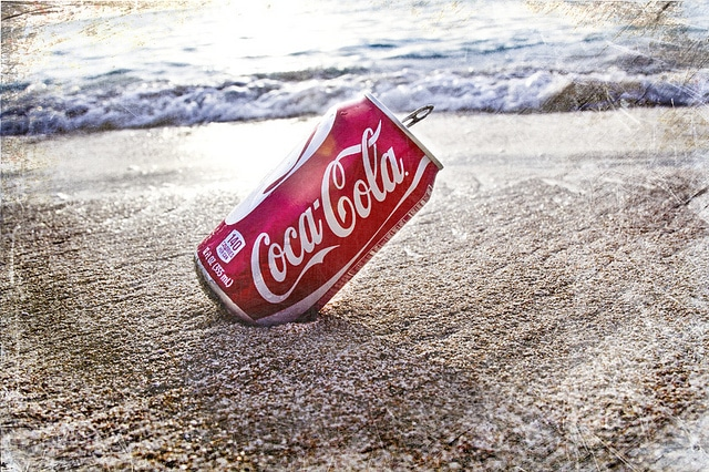 Flickr – Coke Cans