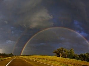 Flickr - Double Rainbow - davedehetre