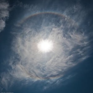 Flickr-sun halo-mikebaird
