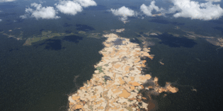 The Quicksilver Demon: Rogue Gold-Mining is the World's Largest Source of Mercury Pollution