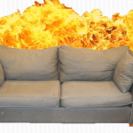 Toxic Hot Seat—What You Don't Know About Flame Retardant Chemicals Can Hurt You