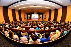 college education lecture hall