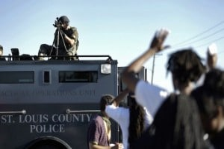 ferguson police state