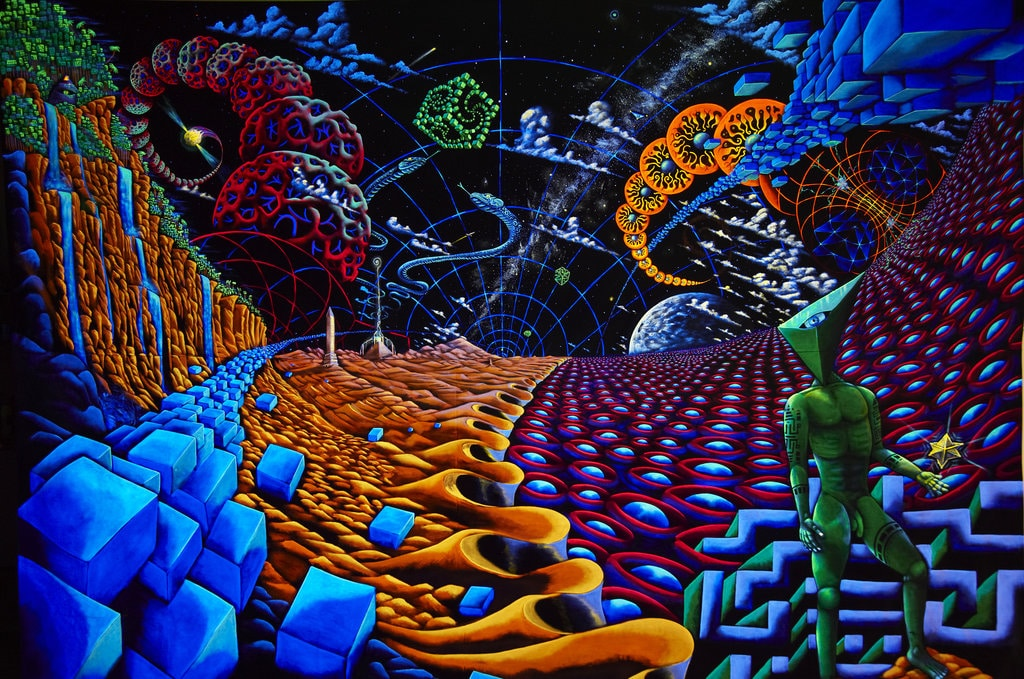 DMT - The Inner Path to Other Worlds