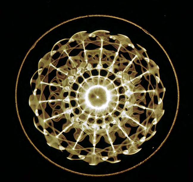 cymatic frequency