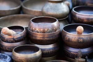 Singing Bowls (Cup of life) - mass product souvenir