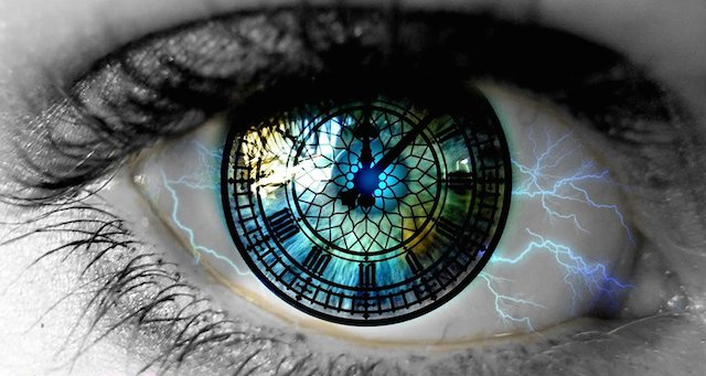 Transcend TIme Eye Clock