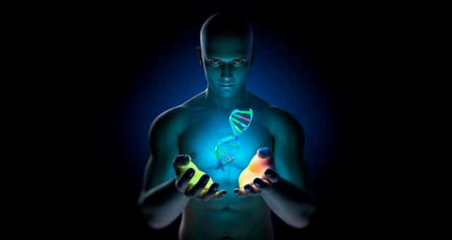 The Human Energy Field and DNA: How You Choose Your Genes