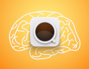 Caffeine Brain Coffee