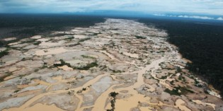Shocking Aerial Footage of the Amazon Forest in Peru
