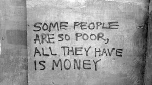 Money Poor