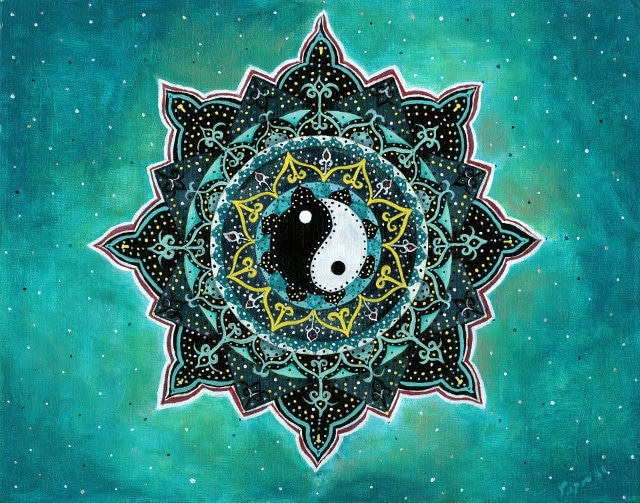 The Mandala and the Tao: Imagining the Unimaginable