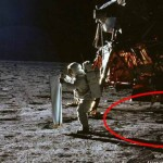 Behind-the-Scenes Out-Takes from the First Mission to the Moon