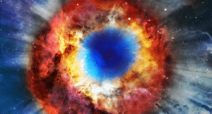 Eye of the Cosmos