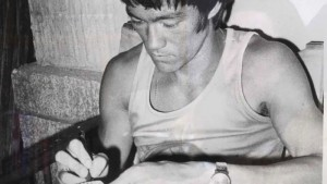Bruce Lee Writing