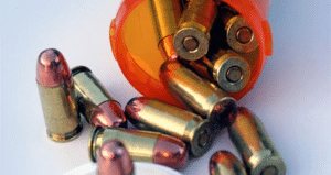 Bullets Pills Antidepressants-1