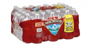 Nestle Arrowhead Bottled Water
