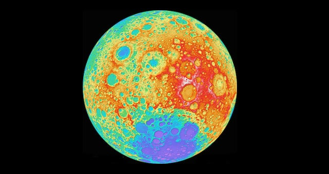 Inexplicable Moon Anomalies Reveal Deception About Outer Space