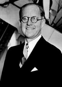 Joseph Kennedy, father of JFK, made a fortune importing alcohol into the States after prohibition.