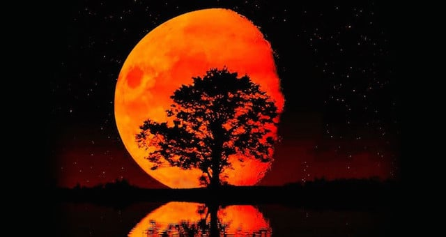 Blood Red Moon-1