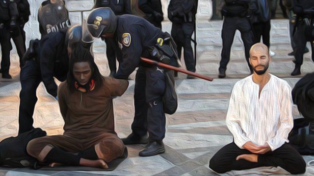 Occupy Protest Meditation-1