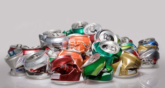 Soda Cans-1