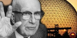 Can Buckminster Fuller's Vision of the Future Help Save Humanity?