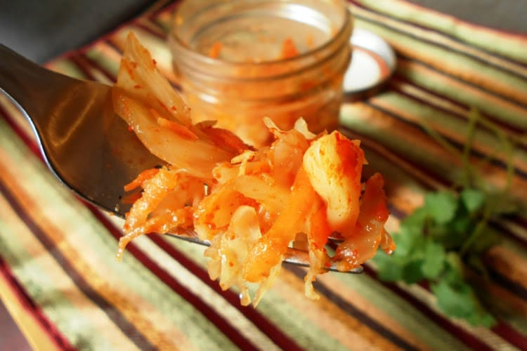 kimchi fermented foods