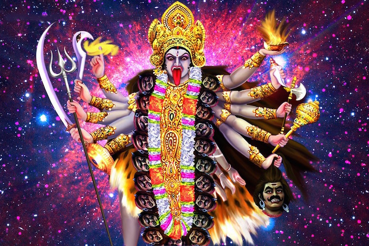 The Kali Yuga: Dicing with Death