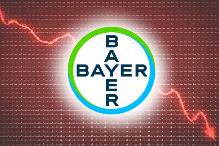 Bayer Stock Crashes After Monsanto Cancer Verdict Upheld by Judge – Analyst Estimates $800 Billion in Future Liability