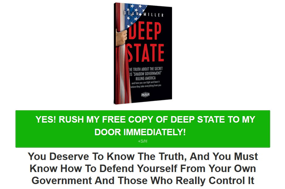 deep state book