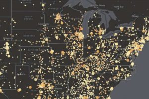 170 Million Americans Are Drinking Radioactive Water: This Interactive Map Shows if You Are Too