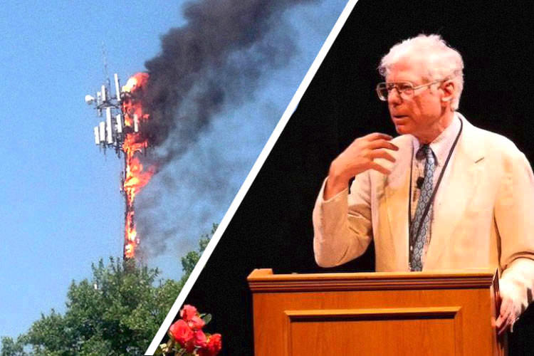 Prominent Biochemistry Professor Warns – 5G is the 'Stupidest Idea In The History of The World'