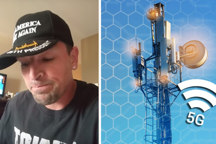 Cell Tower Technician Sounds the Alarm on the Dangers of 5G
