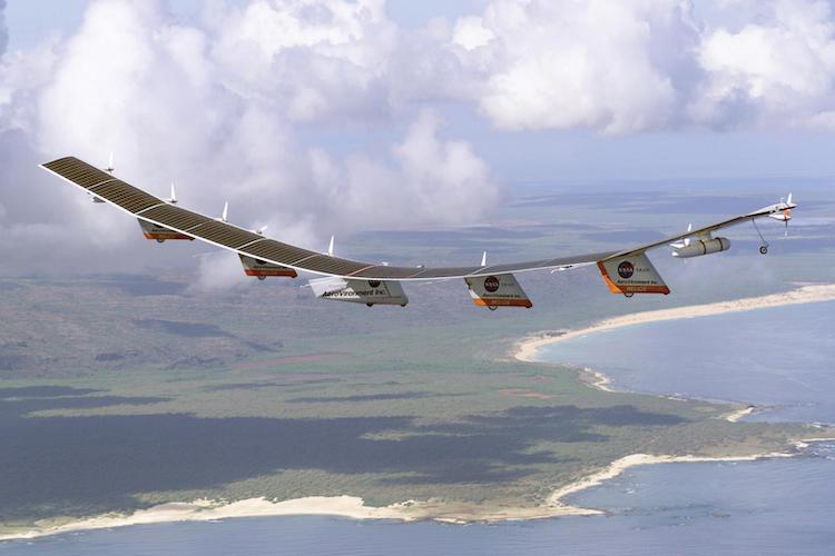 Giant 5G Drones are Being Planned for the Skies Over Hawaii then the World