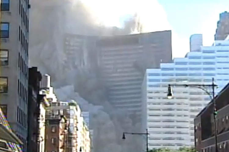 Bombshell: CNBC Anchor Admits Building 7 Brought Down in 'Controlled Implosion' Building-7-collapse