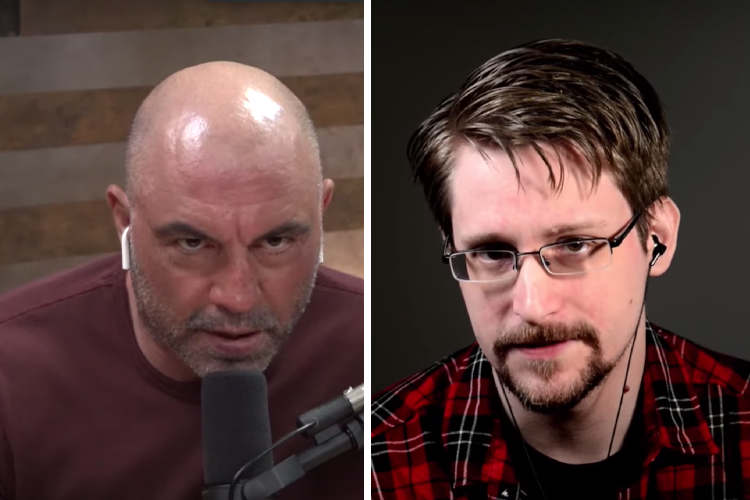 Edward Snowden on the Joe Rogan Podcast – Says US Government Could Have Prevented 9/11