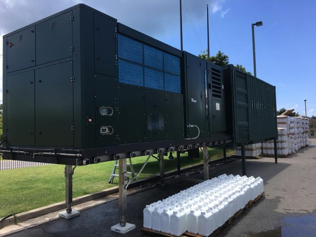 Texas Inventor Brings Atmospheric Water Generators to Flint, Michigan and Other Communities in Need Water-Generator-2