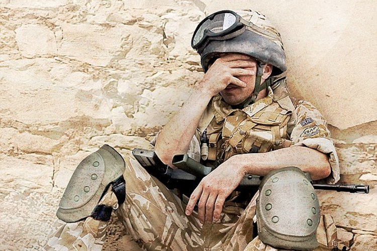 Casualties of War – Military Veterans Have Become America's Walking Wounded
